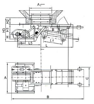 k型往复式给煤机 - 筛分设备 - 潍坊汇英重机有限公司